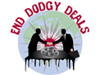 Dodgy Deals campaign logo - small