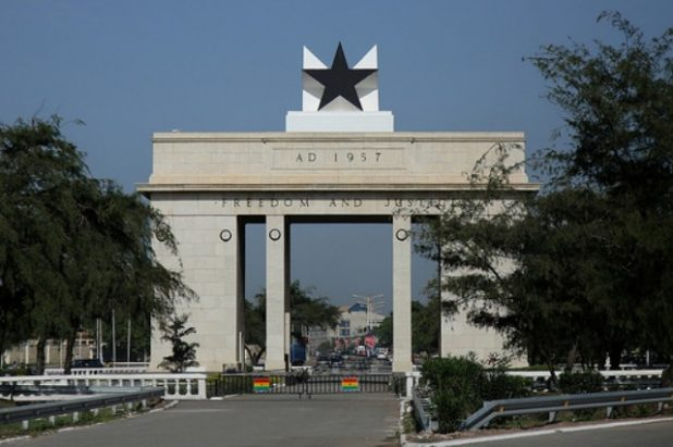 Independence Square, Ghana (Credit: CC Chapman)