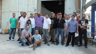 viome workers