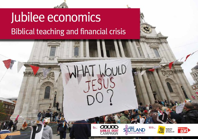 Jubilee economics