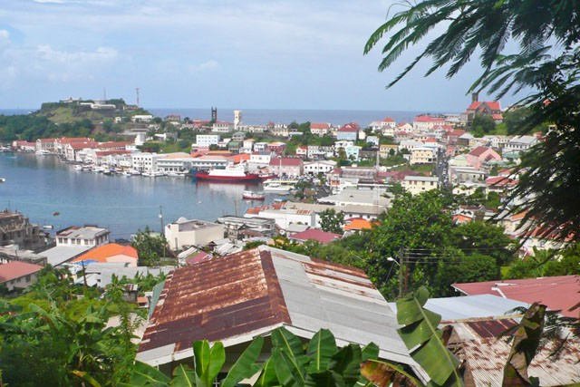 St George's, the capital of Grenada. Photo: Katchooo/Flickr