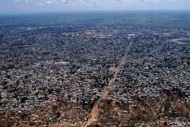 Tanzania's largest city, Dar es Salaam (Flickr / www.bbmexplorer.com)