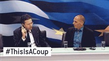 Image for feature titled Watch #ThisIsACoup on Greece's debt revolt