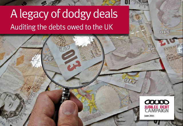 Legacy of Dodgy Deals
