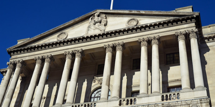 photo of bank of england