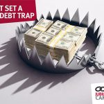 Photo: iStock/mevans (trap), iStock/Parliament Studios Inc (dollars)